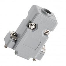 Корпус DB9, для разъёма 9pin или 15pin (VGA), пластик