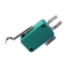 Микропереключатель большой концевой KW1-103-5, с угловым флажком, 3 контакты