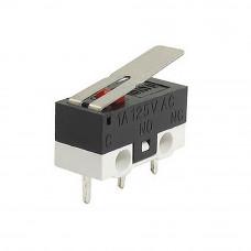 Микропереключатель mini на компьютерную мышь KW10-Z1P с флажком, 3pin