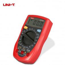 Цифровой тестер универсальный UT33C+, UNI-T