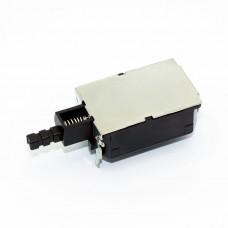 Кнопка ПКН с фиксацией ТВ, SDKE-3, 4 контакты