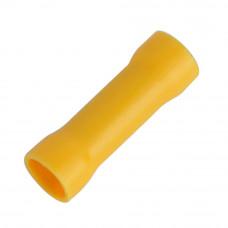 Соединительная трубка BV5 на кабель 4.0 - 6.0мм2, желтая изоляция