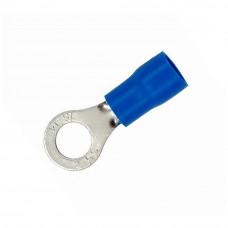 "Клемма ""О"" RV2-5, 5мм, на кабель 1.5-2.5мм2, синяя"