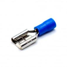 Клемма 7.8мм FDD2-312, гнездо на кабель 1.5 - 2.5мм2, синяя