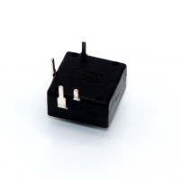 Кнопка для фонарика PBS-07, с фиксацией, 12x12мм, 4pin, ON-ON-ON-OFF