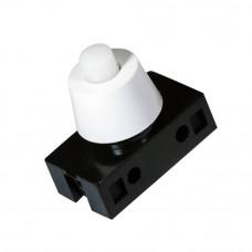 Кнопка для светильника PBS-17A, с фиксацией, 2 контакты