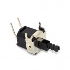 Кнопка с фиксацией ТВ, KDC-A22 (KL-1, SW17) LG, 2pin