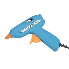 Пистолет клеевой для клея 7мм, 25W, ZD-5B, синий