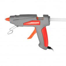 Пистолет клеевой для клея 11мм, 60W, ZD-7C, красный