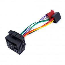 Адаптер магнитолы ISO 2 (Volkswagen, Skoda, Seat, Audi) (radio) - штекер ISO