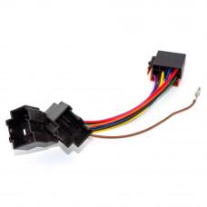 Адаптер авто, для магнитолы, CHEVROLET AVEO (ZAZ Vida) (auto) - гнездо ISO