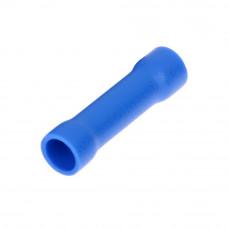Соединительная трубка BV2 на кабель 1.5 - 2.5мм2, синяя