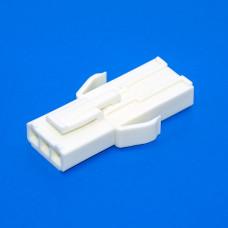 Разъём питания DC, на 3 контакты, EL4.5-3P (1x3), комплект