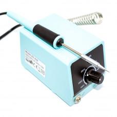 Паяльная станция ZD-928 мини, для пайки SMD, 8W, (регулятор 100~450°C)
