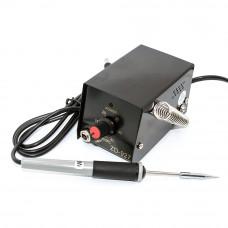 Паяльная станция ZD-927 мини, для пайки SMD, 8W, (регулятор 100~450°C)