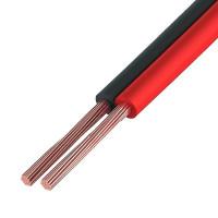 Кабель питания DC, 2C х 0.22мм2, медь, красно-черный, 1м